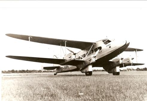 DH 86a EI-ABK Eire