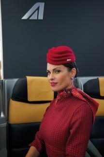 New uniforms - cabin crew (5)