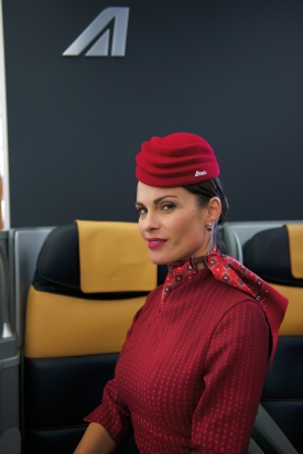 New uniforms - cabin crew (5)