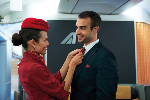 New uniforms - cabin crew