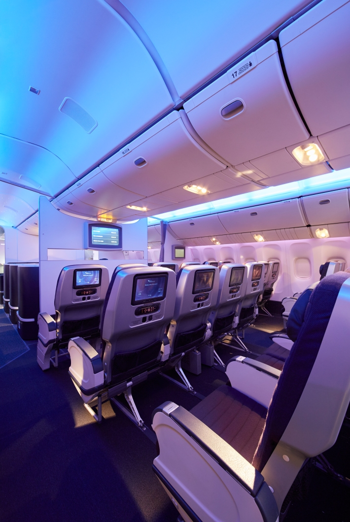 Virgin Australia S Upgraded 777 Fleet Is The Business Thedesignair