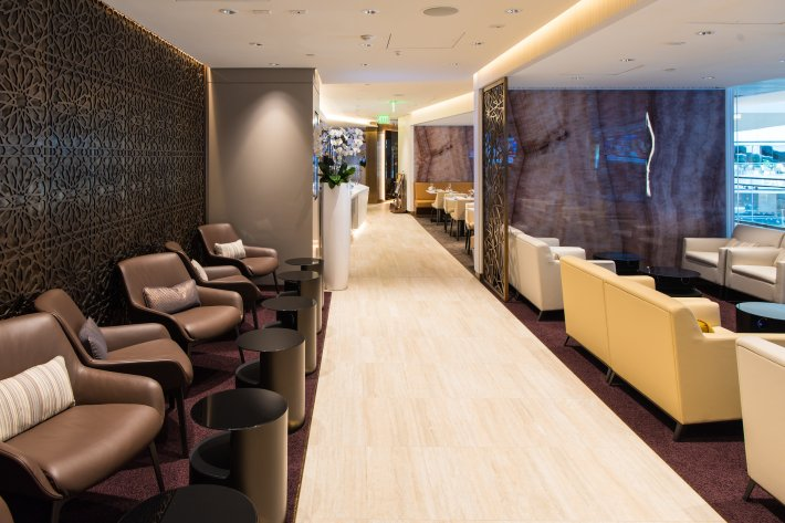 Los Angeles Is The Latest Etihad Lounge Addition | TheDesignAir