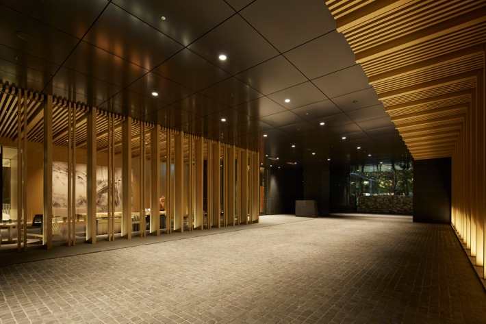 Hot hotel amantokyo thedesignair for Hotel the designers