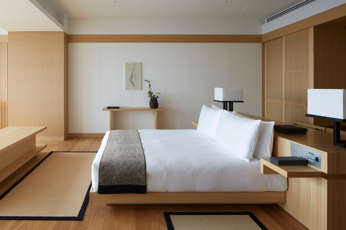 Hot Hotel Amantokyo Thedesignair