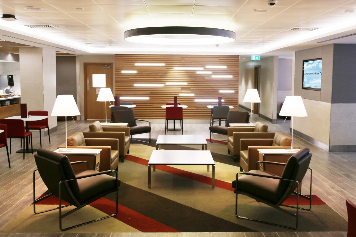 American Airlines Opens New Heathrow Arrivals Lounge