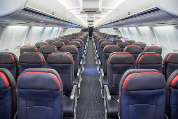 American Airlines 757 Retrofit Programme Gets Underway Thedesignair