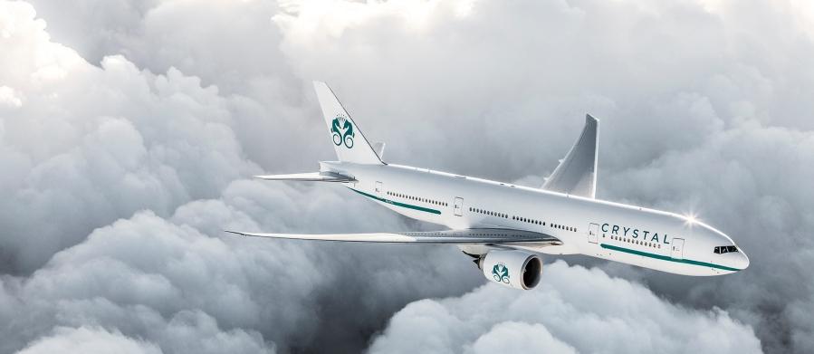 Crystal Luxury Air Boeing 777-200ER
