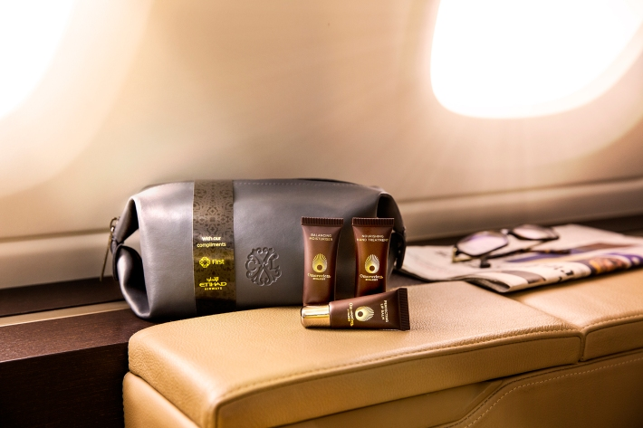 Etihad Partners With Christian Lacroix For First Class