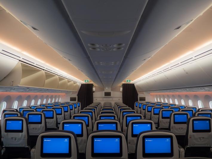 Aeromexico cabin 28 images aeromexico 737 700 premier for Interior 787 aeromexico
