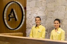 Plaza Premium Lounge - Aerotel