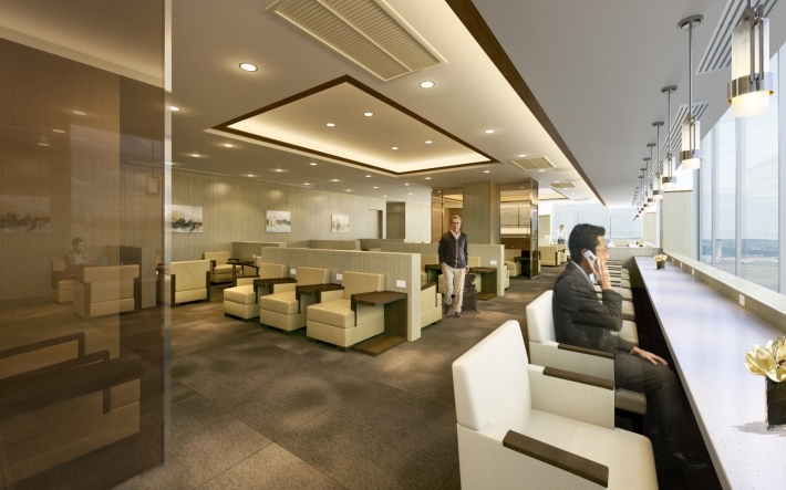 Japan Airlines To Open New Upgraded Lounge In Bangkok