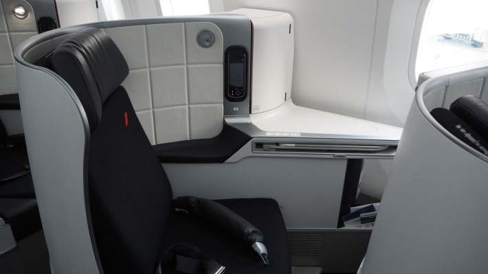 Air France 787-9 Business Class