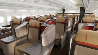priestmangoode-south-african-airways-a330-business-class-cabin-front
