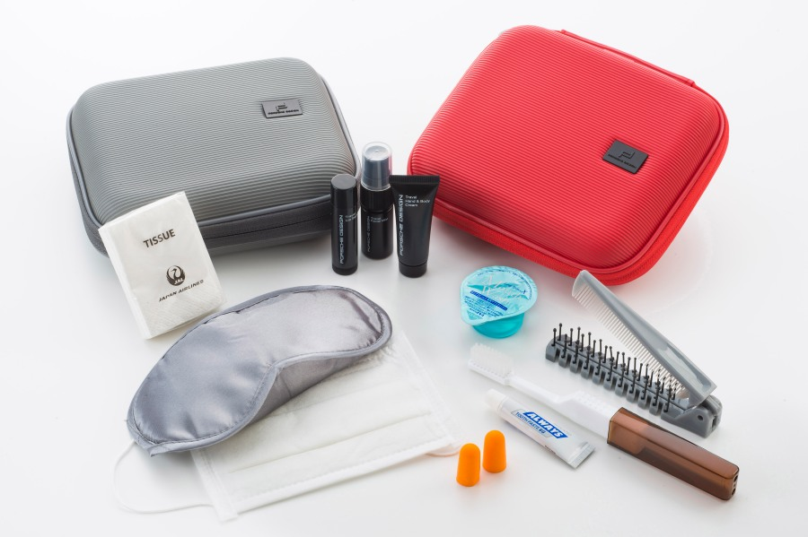 First Class Amenity Kits