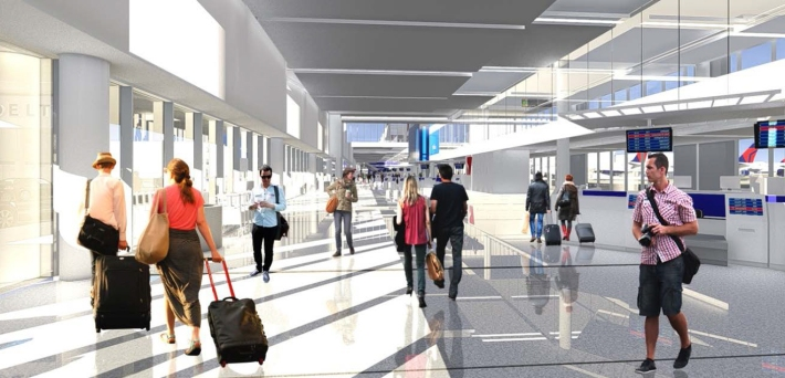 LAX Interior View 1