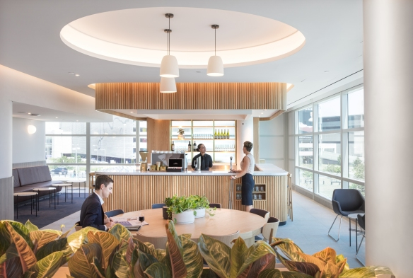 Qantas Reveals New Domestic Business Lounge And Premium Lounge Entry ...