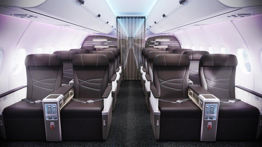 A321+Interior