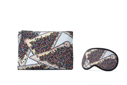 Fairy Bread by Billy Justice Thomson. The 'Fairy Bread' painting is a nod to the classic Australian party food from many of our childhoods.