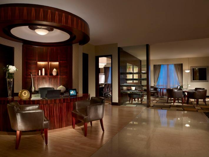 horizon club lounge A