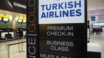 Heathrow Terminal 2 Check In