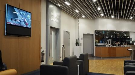 Lufthansa Business Class Lounge