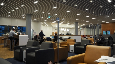 Lufthansa Business Class Lounge