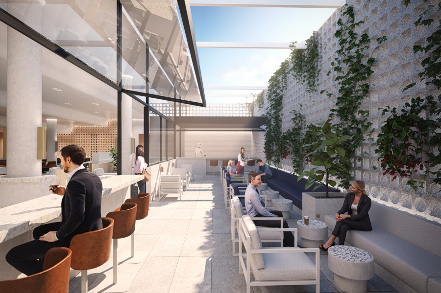 Qantas_Lounge_Perth__Exterior
