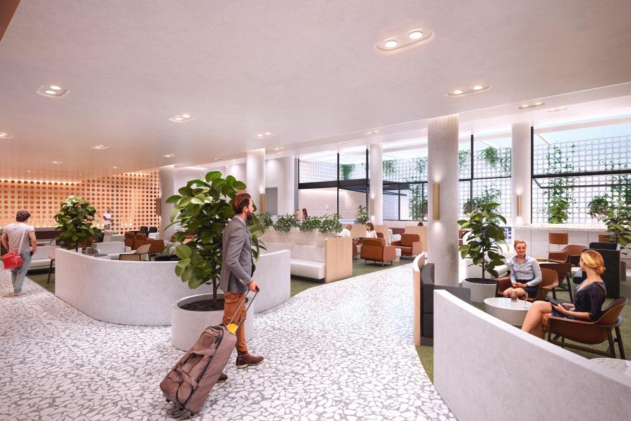 Qantas_Lounge_Perth__Interior