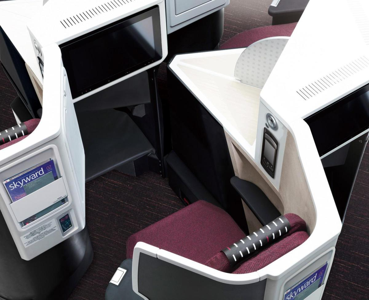 JAL's New Configuration 787-9 Is Still The Most Spacious In The Skies