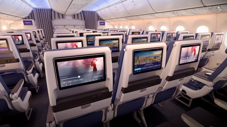 PG_EL AL_B787_ Economy cabin overview 1
