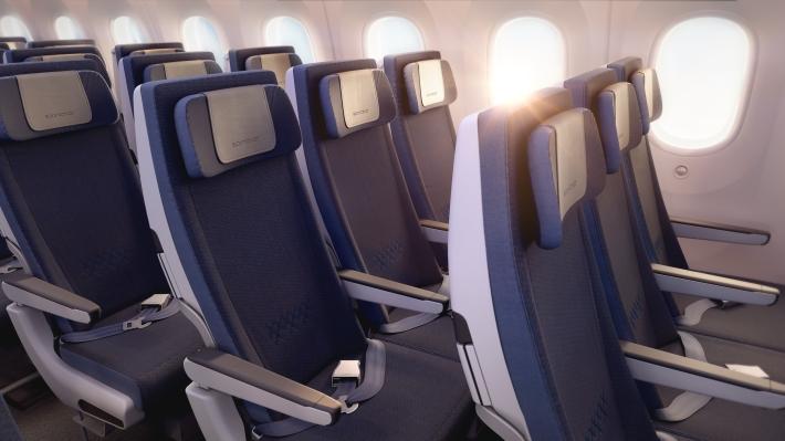 PG_EL AL_B787_ Economy seats side view