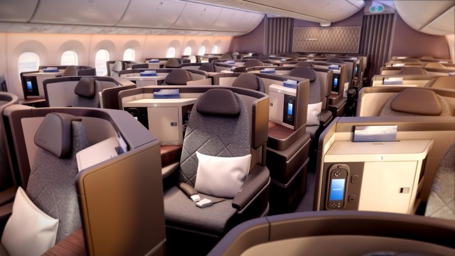 PG_EL AL_B787_Business Class cabin overview.1jpg