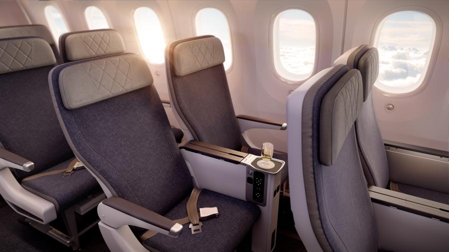PG_EL AL_B787_Premium Economy seat
