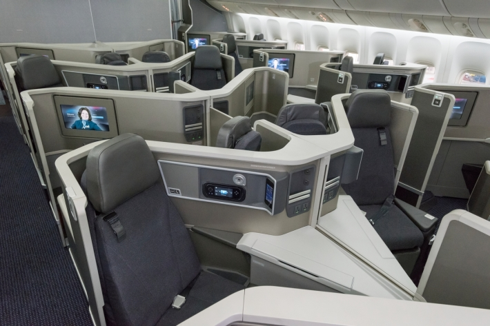 777-200 Busienss Class 2