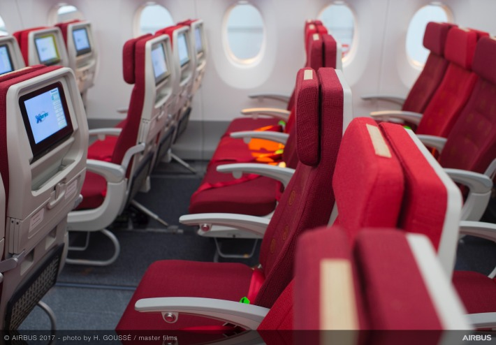 Hong Kong Airlines Receives First A350 Thedesignair