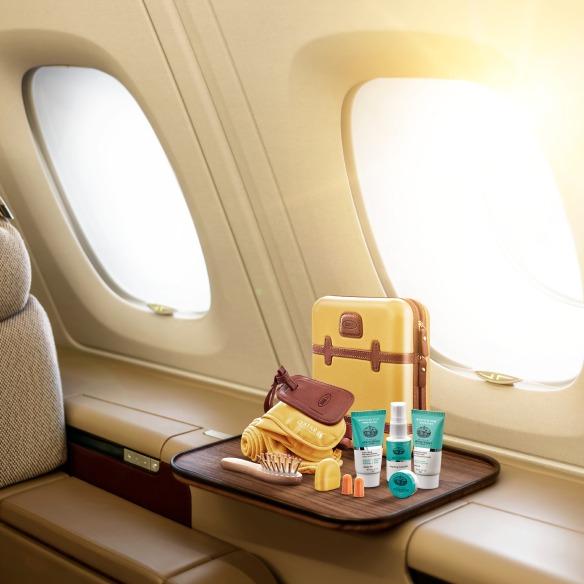 e9a420bdd6f0 Qatar Airways Launch Refreshed Range Of Amenity Kits