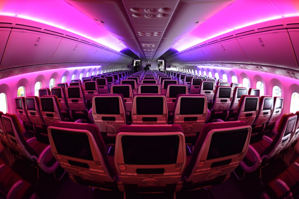8b8c2f03cad96 Thai Airways Introduces 787-9 Aircraft With New Business Class Product
