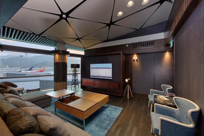 獨立私人貴賓室 Individual VIP Rooms