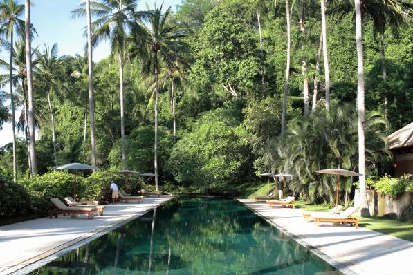 Kila Beach Club _ Lap Pool