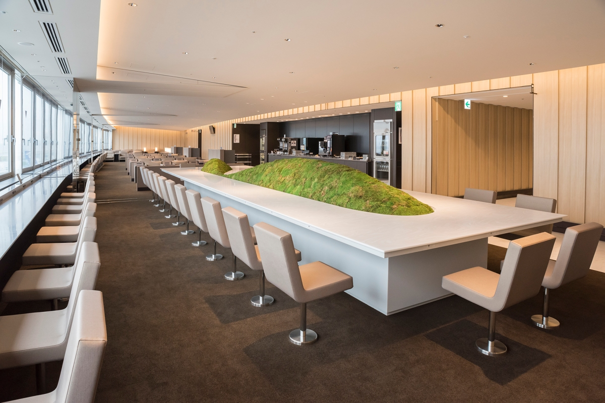 ANA Opens New Lounges In