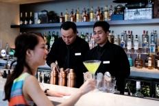 HONG KONG, HONG KONG - SEPTEMBER 29: American Express Celebrates The Opening Of The Centurion Lounge At Hong Kong International on September 29, 2017 in Hong Kong, Hong Kong. (Getty Images For American Express)