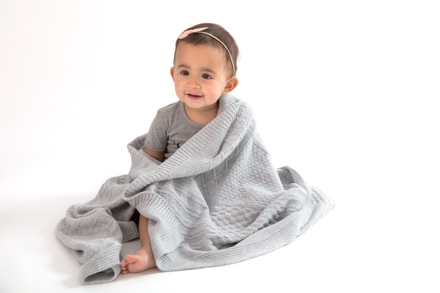 Qantas Sheridan baby blanket 1