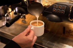 20. Barista coffee
