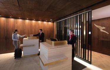 3. Entrance greeting
