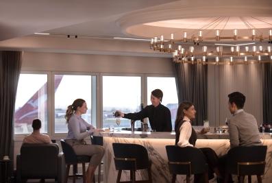 8. Cocktail bar