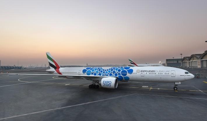Emirates-unveils-new-Expo-2020-Dubai-livery