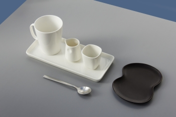 Business Class tableware 1