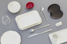 Business Class tableware 4