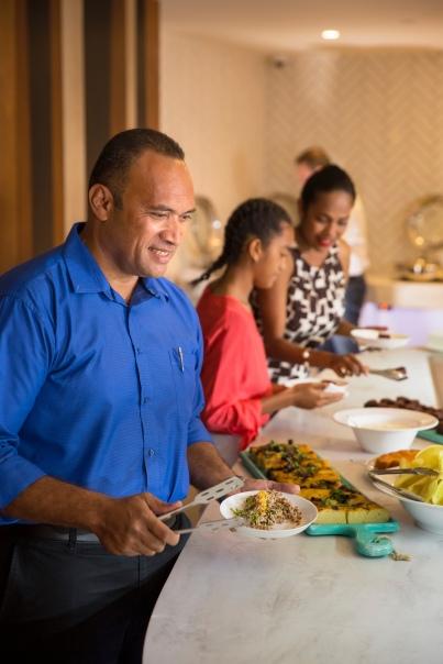 Fiji Airways Premier Lounge at Nadi International Airport 044