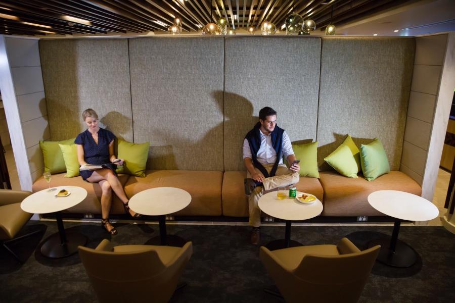 Fiji Airways Premier Lounge at Nadi International Airport 127